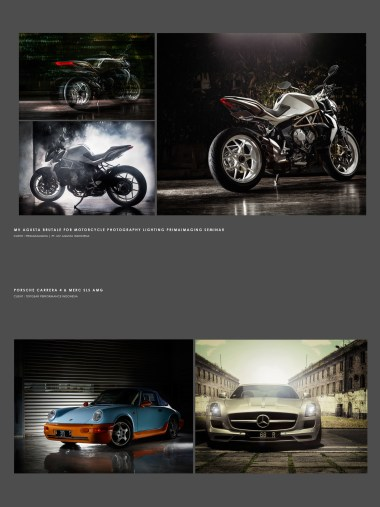 MV Agusta for Photography Seminar & TGP Images