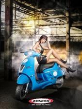 Zeneos Tires 2017 Images| Milano | Peugeot Django