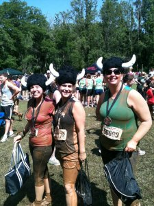 Warrior Dash 2012
