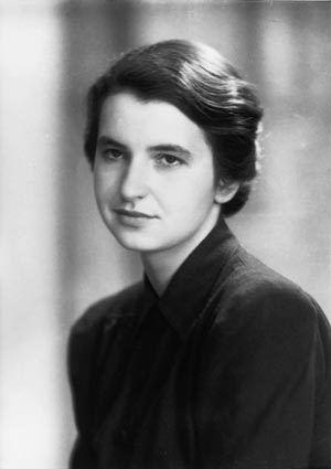 Rosalind Elsie Franklin, 1920-1957.