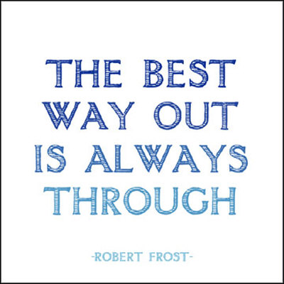 MD39The-Best-Way-Out-Robert-Frost-Posters