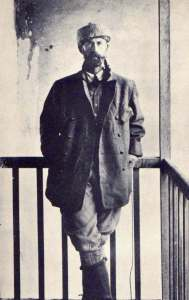 Percy Fawcett, explorer