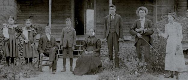 rufus mccrary family