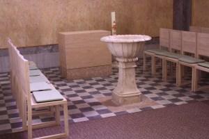 Segítő Szűz Mária keresztelő kápolna