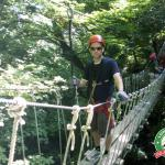 sky bridge - Long Point Eco-Adventures