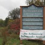 The Belfountain Salamander Festival