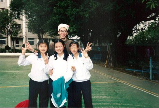 ESL teaching in Taiwan