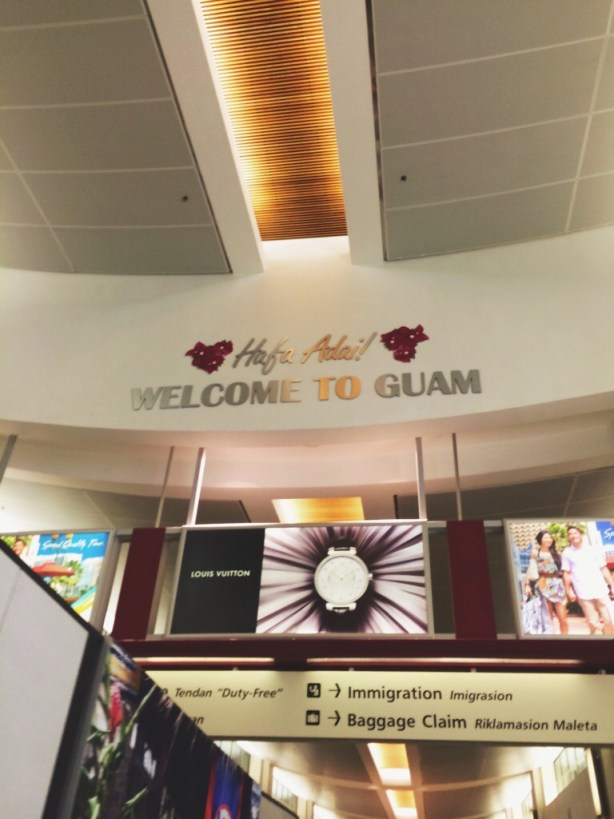 Welcome to Guam