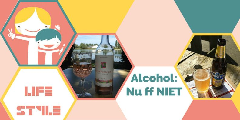 Alcohol, nu even niet