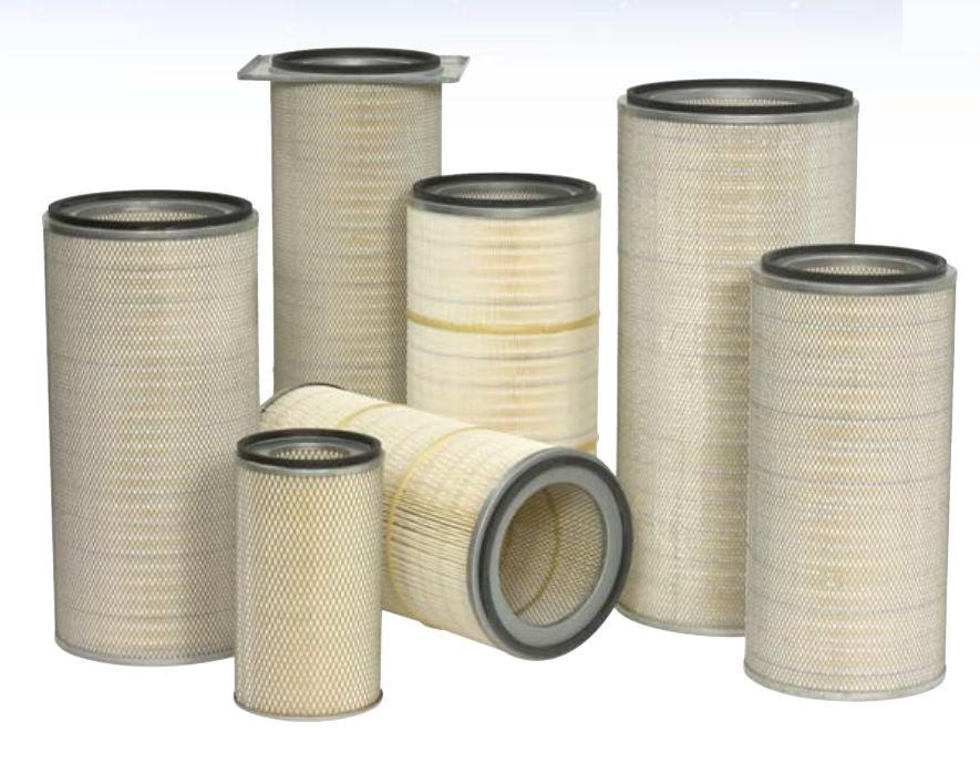 Filter Cartridges Industrial Filtration Inc