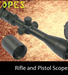Scopes and Mounts