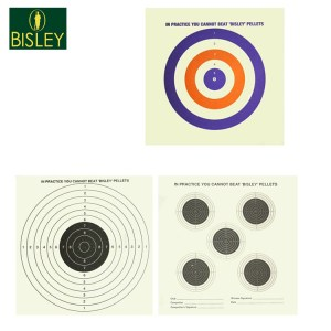 Bisley targets collection