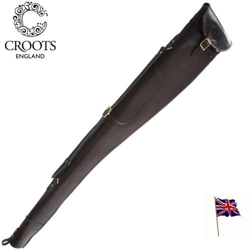 Croots Malton Bridal Leather Shotgun Cover