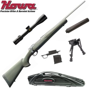 Howa Lightning Combo Rifle