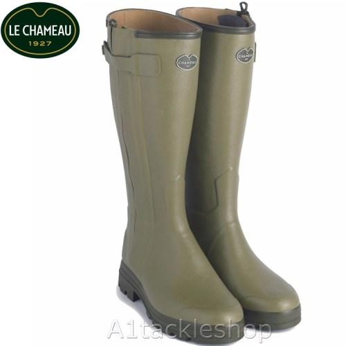 Le Chameau Chasseur Boots