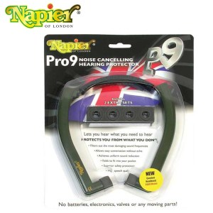Napier Pro 9