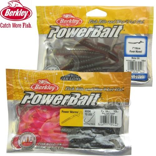 Berkley Powerworm Main Picture