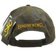 Browning Wax Cap Rear