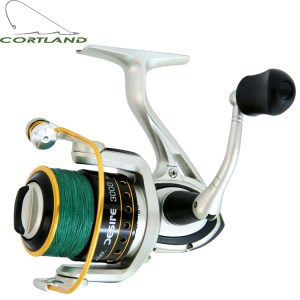 Trout and salmon fishing spinning reels bagnall and kirkwood for Salmon fishing reels