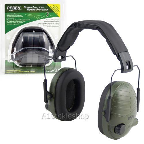 Deben Stereo Ear Defenders