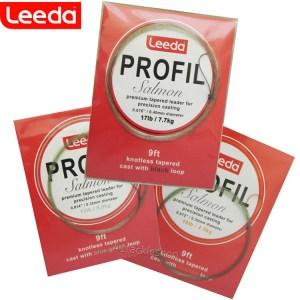 Leeda Profil Salmon Casts
