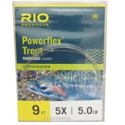 Rio Powerflex leader 5lb