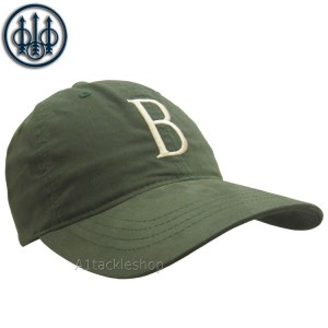 Beretta Big B Cap In Olive Green