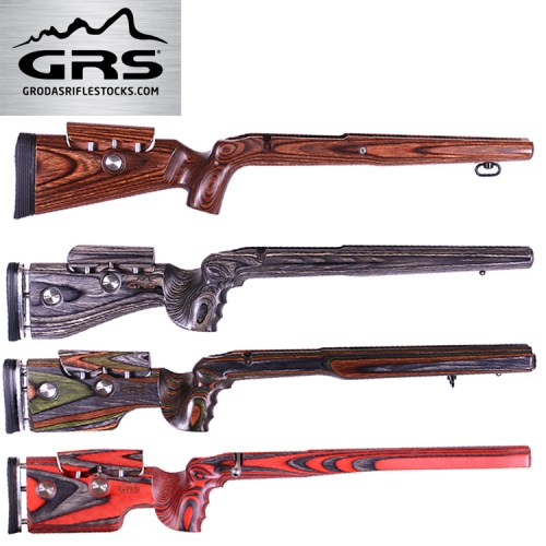 GRS Rifle Stocks Collection