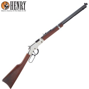 Henry Golden Boy Silver Rifle