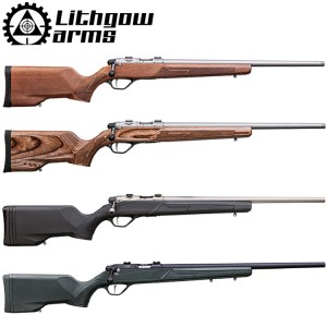 Lithgow Arms 101 Crossover Rimfire Rifle Collection