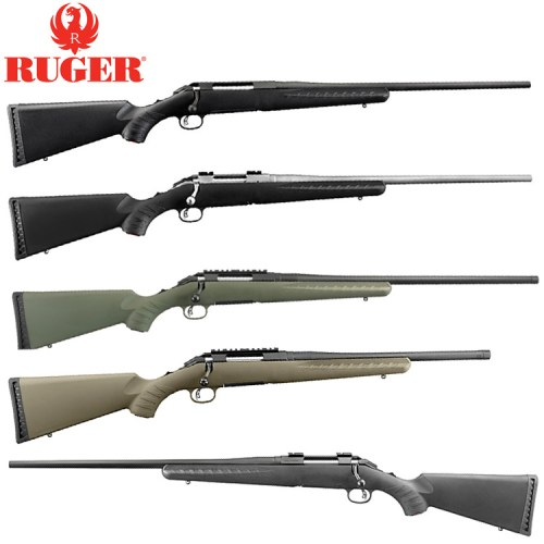 Ruger American Rifle Collection