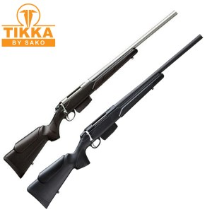 Tikka T3x Varmint Rifles