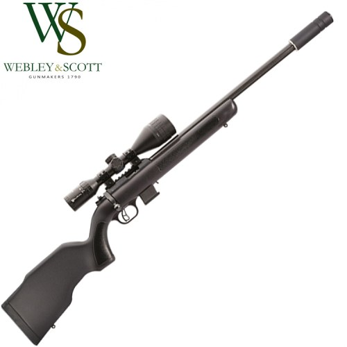 Webley and Scott Xocet Rimfire Rifles