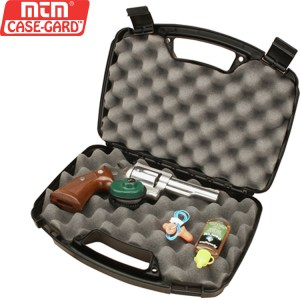 MTM 807 Single Pistol Case