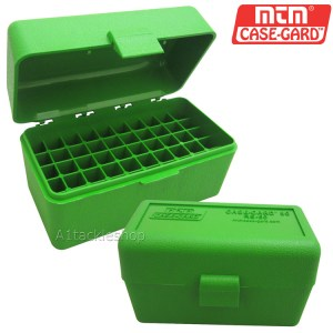 MTM RM 50 Ammo Boxes