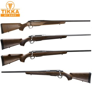 Tikka T3x Hunter Collection