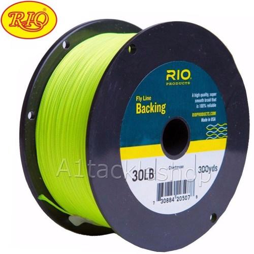 Rio 300 30lb Backing Line