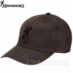 Browning Grey Rhino Cap