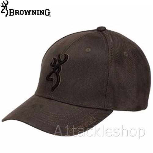 Browning Grey Rhino Cap