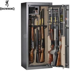 Browning Prestige 19 Gun Cabinet
