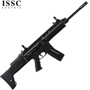ISSC MK22 Black Rifle