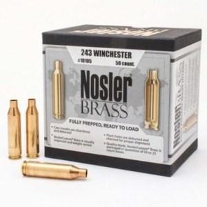 Nosler Brass