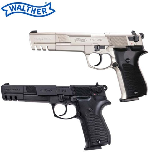 Walther Cp88 Competition Collection