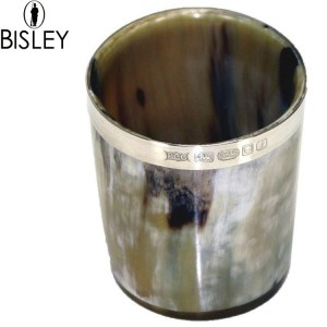 Bisley Silver Band Whiskey Tot