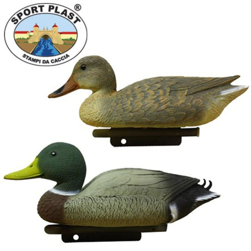 Sports Plas Mallard Decoys