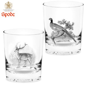 Spode Glass Collection