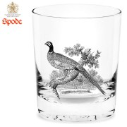 Spoide Pheasant Glass