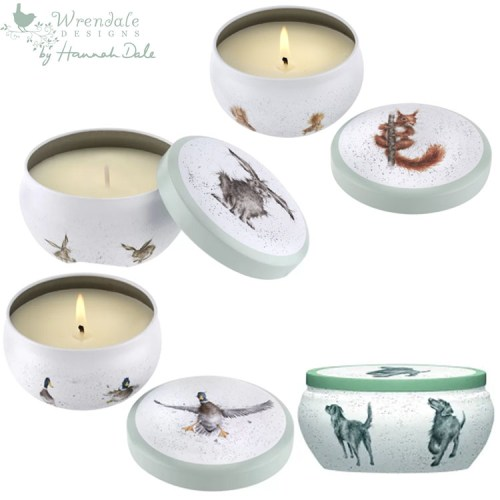 Wrendale Candle Collection