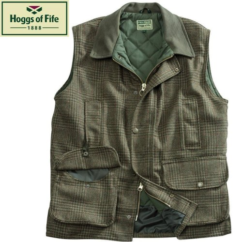 Hoggs Invergarry Field Waistcoat