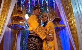 Wedding Miftah dan Soraya Alkadrie